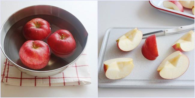 Nhà tôi quanh năm có hũ táo ngâm trong tủ lạnh, chẳng bao giờ lo cảm sốt lúc giao mùa - Ảnh 1.