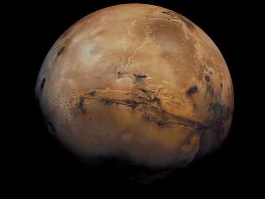 Giải mã thiên thạch Sao Hỏa rớt xuống Trái Đất - Ảnh 3.