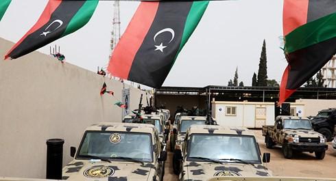 """Rút quân khỏi Libya, Mỹ """"trải thảm đỏ"""" cho quân Haftar chiếm Tripoli? - Ảnh 1."""