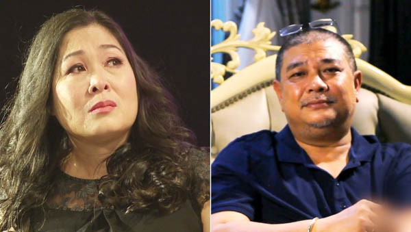 Rơi nước mắt với bài thơ cuối cùng của nghệ sĩ Tuấn Anh, chồng Hồng Vân tiễn đưa diễn viên Anh Vũ - Ảnh 1.