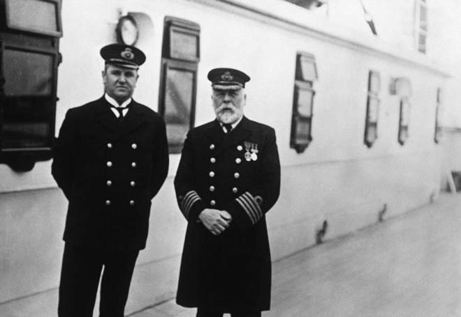 Thảm họa chìm tàu Titanic: Ớn lạnh những bức ảnh cuối cùng - Ảnh 1.