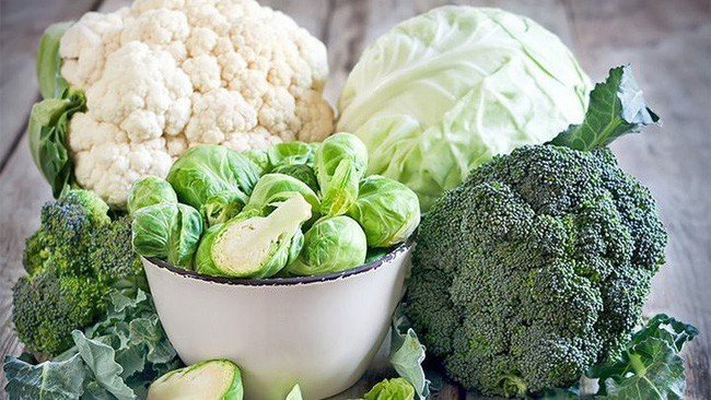 Những thực phẩm gây hại đối với người mắc bệnh tuyến giáp - Ảnh 1.