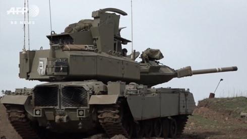 Tên lửa đa nhiệm Spike – Tinh hoa của công nghiệp quốc phòng Israel - Ảnh 4.