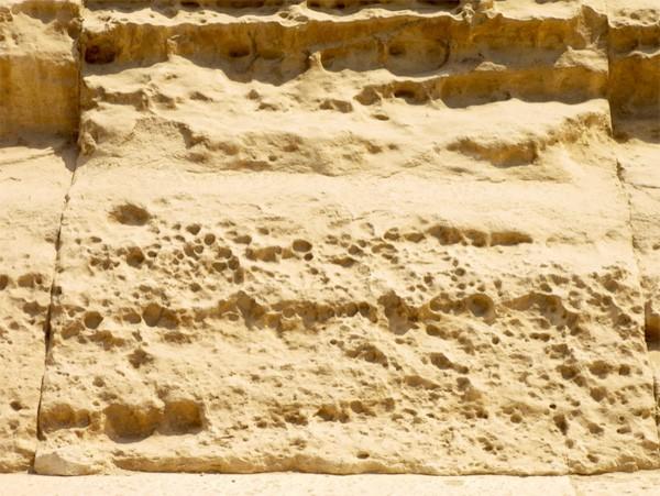 Giả thuyết mới: Địa kim tự tháp Giza và tượng Nhân sư từng chìm sâu dưới nước? - Ảnh 3.