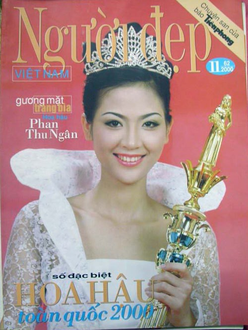 Hoa hậu Việt Nam năm 2000: Từ cô bé bán bánh canh ngoài chợ thành con dâu nhà giàu, nhưng chỉ hai năm đã tan tành giấc mộng lầu hồng - Ảnh 1.
