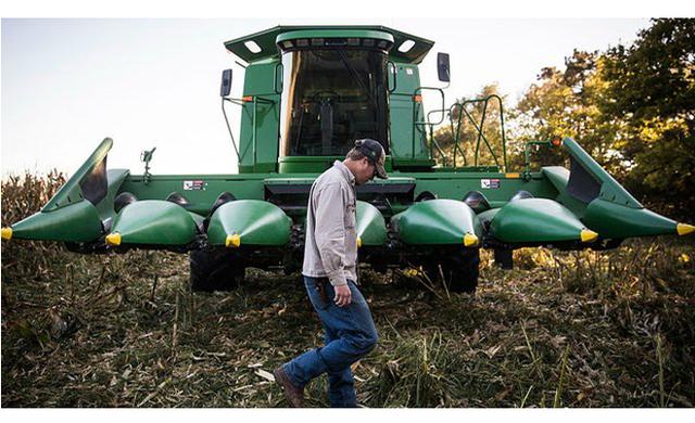 NYTimes: Cuộc chiến thương mại của Trump là nỗi kinh hoàng với nông dân Mỹ dù họ đưa ông ta vào Nhà Trắng - Ảnh 8.