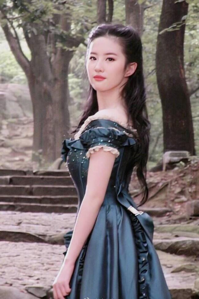 Chương Tử Di 24 tuổi xinh đẹp tựa nữ thần nhưng Lưu Diệc Phi tuổi 17 cũng đâu kém cạnh: Danh thần tiên tỷ tỷ không phải là trò đùa - Ảnh 3.