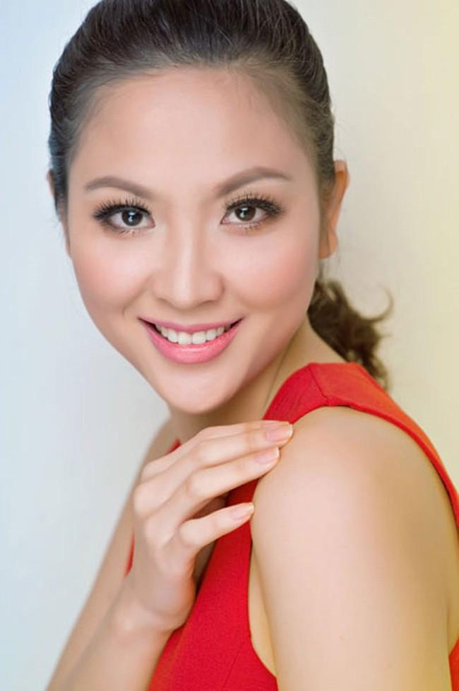Hoa hậu Việt Nam năm 2000: Từ cô bé bán bánh canh ngoài chợ thành con dâu nhà giàu, nhưng chỉ hai năm đã tan tành giấc mộng lầu hồng - Ảnh 3.