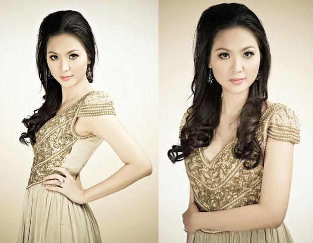 Hoa hậu Việt Nam năm 2000: Từ cô bé bán bánh canh ngoài chợ thành con dâu nhà giàu, nhưng chỉ hai năm đã tan tành giấc mộng lầu hồng - Ảnh 5.