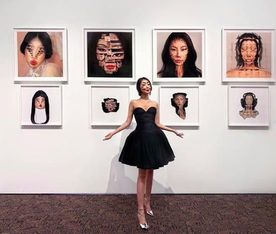Bối rối với những khuôn mặt được trang điểm theo phong cách 3D đầy lú lẫn - Ảnh 10.