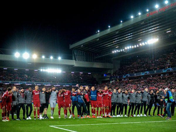 Chưa đá, Liverpool đã lên kế hoạch ăn mừng chức vô địch NHA và C1 - Ảnh 1.