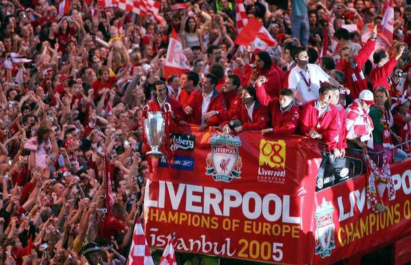 Chưa đá, Liverpool đã lên kế hoạch ăn mừng chức vô địch NHA và C1 - Ảnh 2.