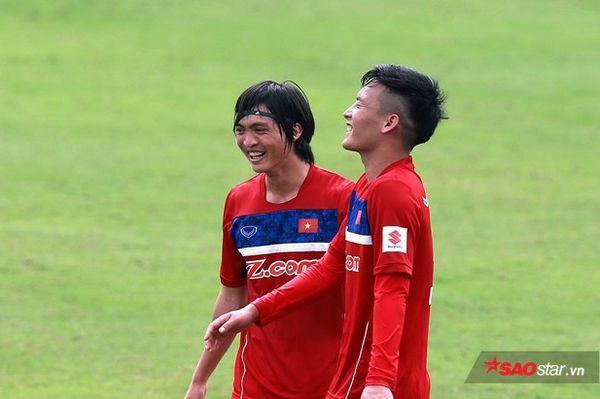 Xuân Trường - Tuấn Anh: Cặp đôi hoàn hảo cho HLV Park Hang Seo - Ảnh 2.
