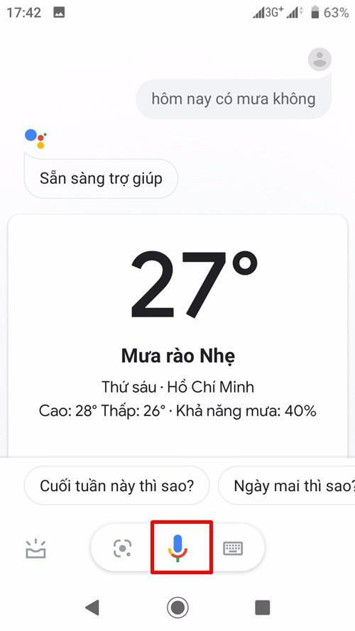 Hướng dẫn sử dụng Google Assistant tiếng Việt - Ảnh 1.