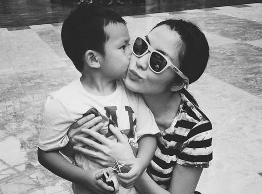Ngày của Mẹ, Tăng Thanh Hà bị con trai cưng tiết lộ tất tần tật những bí mật không ai biết chỉ qua một bài tập tiếng Anh - Ảnh 3.