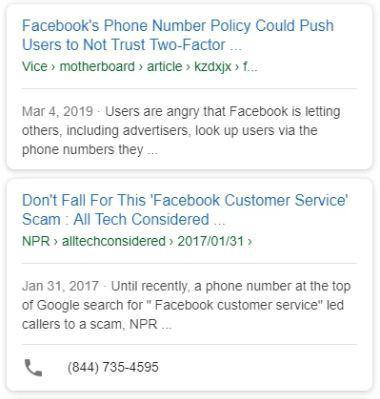 Google nghĩ số điện thoại của tôi là tổng đài hỗ trợ của Facebook - Bi kịch đời tôi bắt đầu - Ảnh 4.