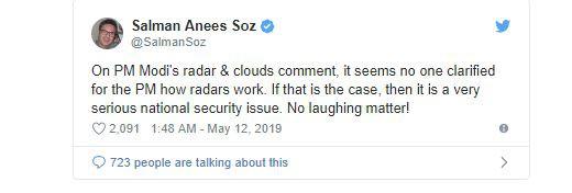 Thủ tướng Ấn gây sốc: Khai phá cách giúp chiến đấu cơ tránh radar Pakistan - Toàn bộ tướng lĩnh việt vị - Ảnh 3.