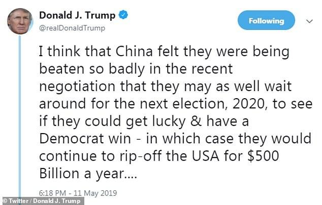 TT Trump nói đập tơi tả TQ, tuyên bố thắng giòn giã: Thu hàng chục tỉ USD, chia lương thực cho các nước! - Ảnh 1.