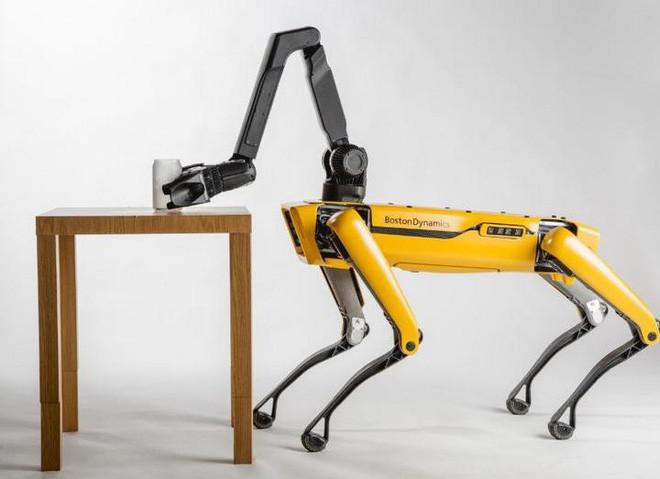 Những sáng tạo đột phá về công nghệ robot của Boston Dynamics báo trước một tương lai tươi sáng nhưng cũng đầy đáng sợ - Ảnh 5.
