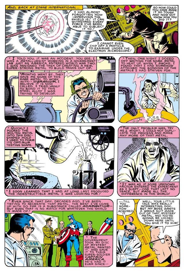Avengers: Endgame - Thanh đao của Thanos bá đạo thế nào mà có thể chém khiên của Captain America như chém bùn? - Ảnh 2.