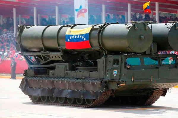 Nói trước bước không qua: 240 tên lửa S-300 Venezuela sẵn sàng nghênh đón bầy Tomahawk Mỹ - Ảnh 1.