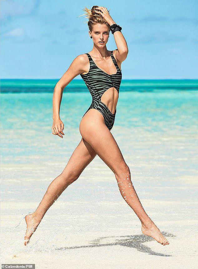 Bạn gái con trai Kẻ hủy diệt Arnold Schwarzenegger gợi cảm với bikini - Ảnh 3.