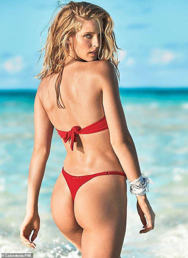 Bạn gái con trai Kẻ hủy diệt Arnold Schwarzenegger gợi cảm với bikini - Ảnh 4.