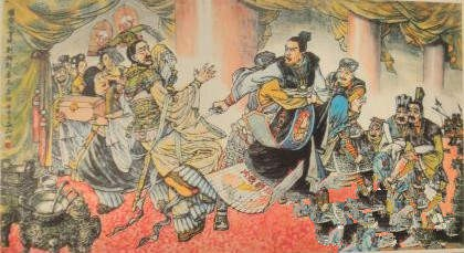 Khai quật mộ nghi của người đã ám sát Tần Thủy Hoàng, các nhà khảo cổ nhận bất ngờ lớn - Ảnh 1.