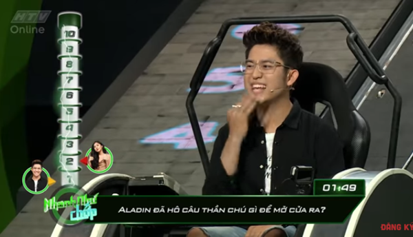 Những lần Hari Won khiến người chơi điên đầu vì đọc câu hỏi đã lơ lớ còn rùa bò tại gameshow Nhanh Như Chớp - Ảnh 4.