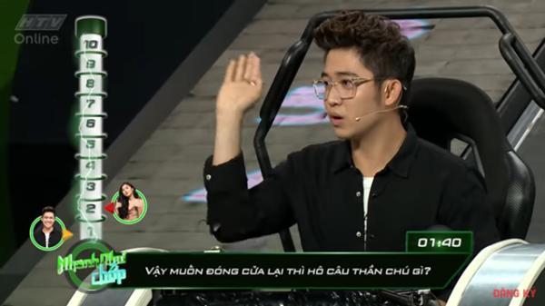 Những lần Hari Won khiến người chơi điên đầu vì đọc câu hỏi đã lơ lớ còn rùa bò tại gameshow Nhanh Như Chớp - Ảnh 5.
