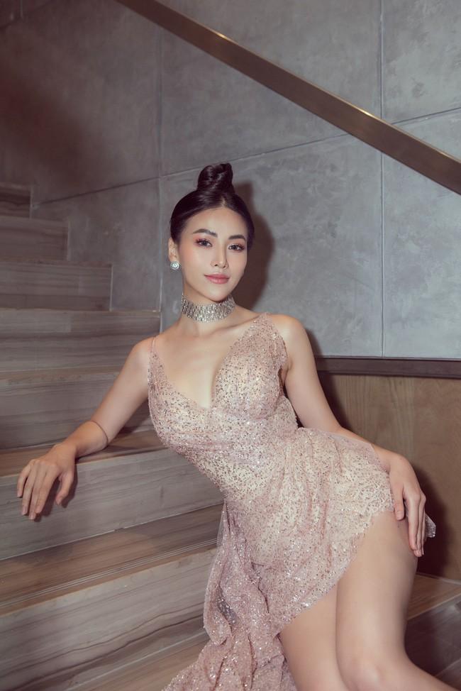 Vượt Ngọc Trinh, Hoa hậu này bất ngờ gia nhập hội mỹ nhân eo con kiến với số đo 54cm - Ảnh 6.