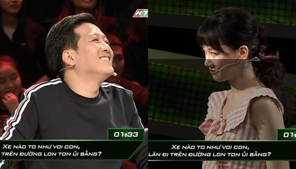 Những lần Hari Won khiến người chơi điên đầu vì đọc câu hỏi đã lơ lớ còn rùa bò tại gameshow Nhanh Như Chớp - Ảnh 10.