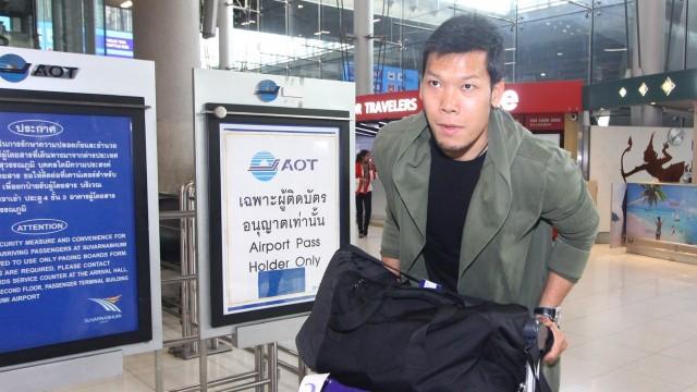 Thái Lan đón tuyển thủ nước ngoài đầu tiên về đấu Việt Nam - Ảnh 1.