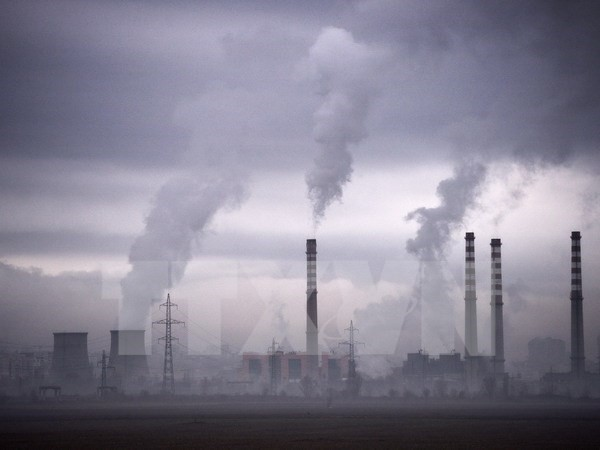 Nồng độ CO2 trong khí quyển Trái Đất ghi nhận mức cao kỷ lục - Ảnh 1.