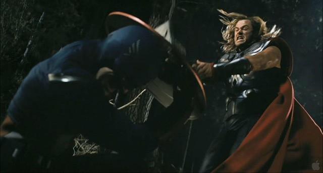 7 lần chiếc khiên của Captain America phá vỡ các định luật vật lý khiến nhiều fan trầm trồ - Ảnh 2.