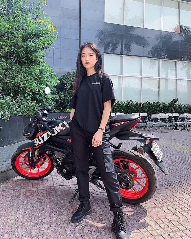 Hội gái xinh mới 17 tuổi đã nổi tiếng rần rần: Toàn cực phẩm học đường, có người được báo Trung ca ngợi với loạt mỹ từ - Ảnh 20.