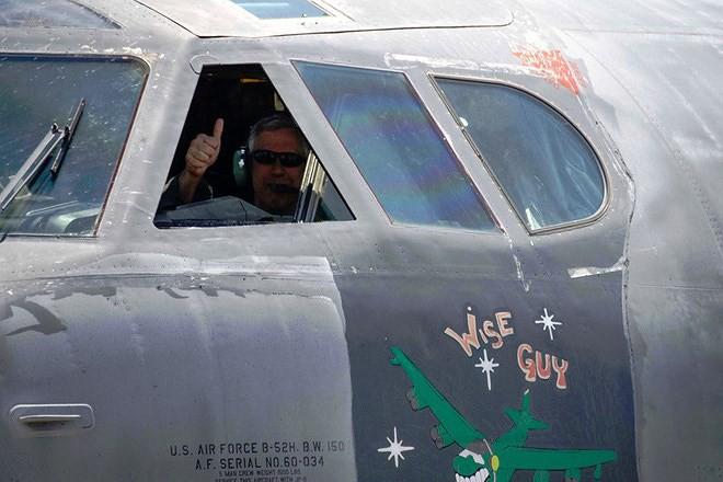 Iran giật mình khi Mỹ gọi tái ngũ pháo đài bay B-52 từ căn cứ Davis-Monthan - Ảnh 10.