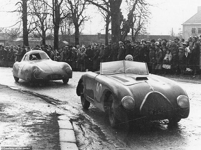 Xe cổ Porsche đắt nhất thế giới chuẩn bị lên sàn - Ảnh 1.