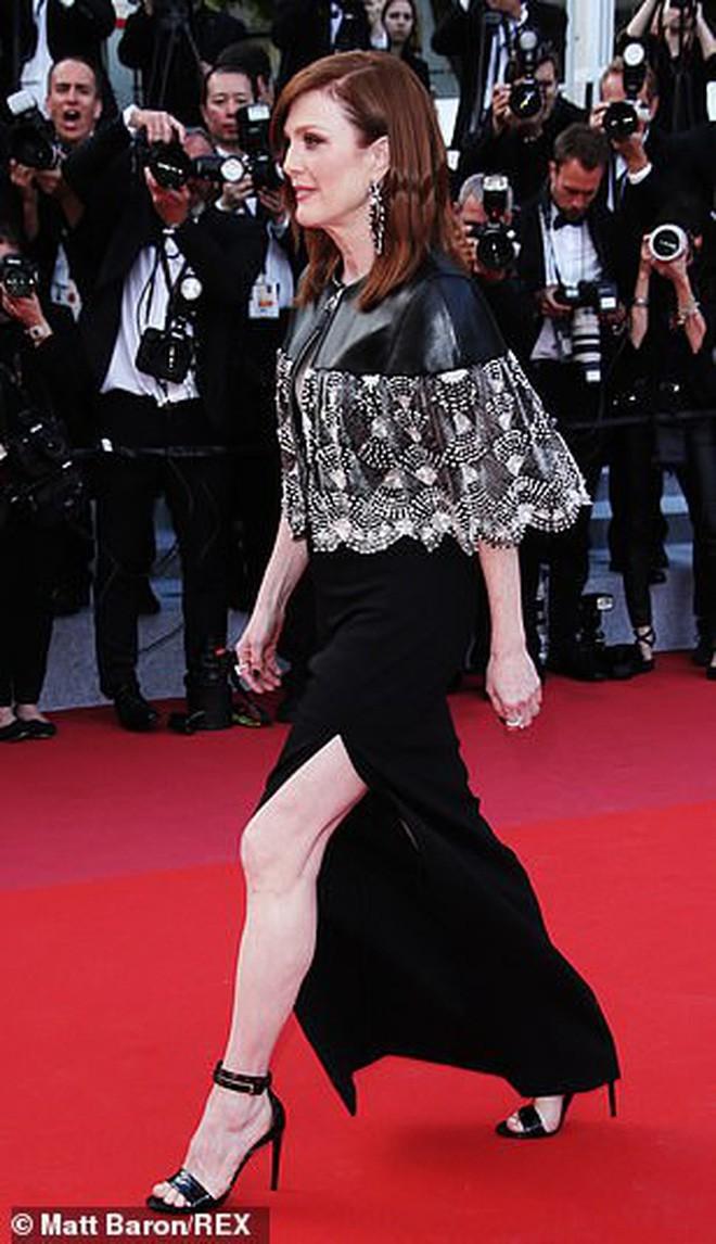 Thảm đỏ Cannes ngày 2: Thiên thần Victorias Secret suýt lộ hàng, Phạm Băng Băng Thái Lan xinh như tiên tử - Ảnh 17.