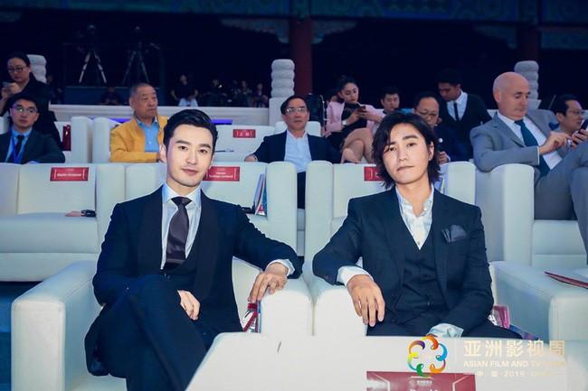 Cuộc hội ngộ đắt giá nhất xứ Trung: Trần Khôn - Huỳnh Hiểu Minh đẹp trai ngời ngời, tụ hội cùng nhau sau nhiều năm sóng gió vì Triệu Vy - Ảnh 1.