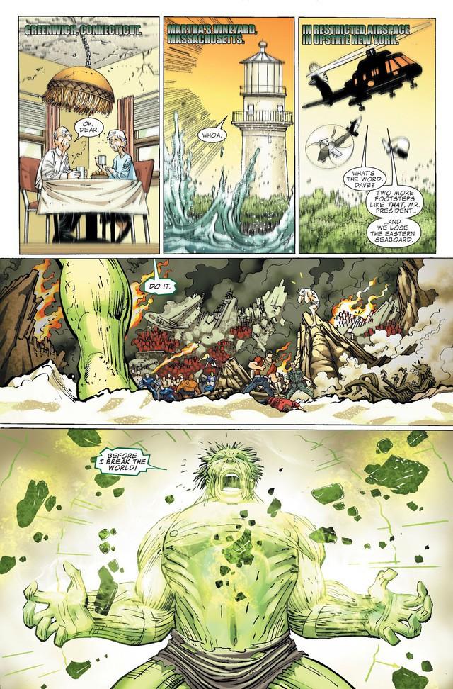 Avengers: Endgame - 6 hình thái siêu mạnh của Hulk có thể đánh ngang kèo với Thanos - Ảnh 11.