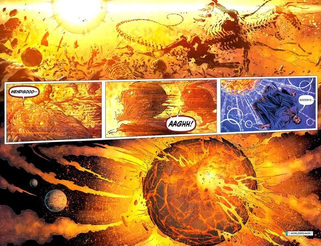 Avengers: Endgame - 6 hình thái siêu mạnh của Hulk có thể đánh ngang kèo với Thanos - Ảnh 13.