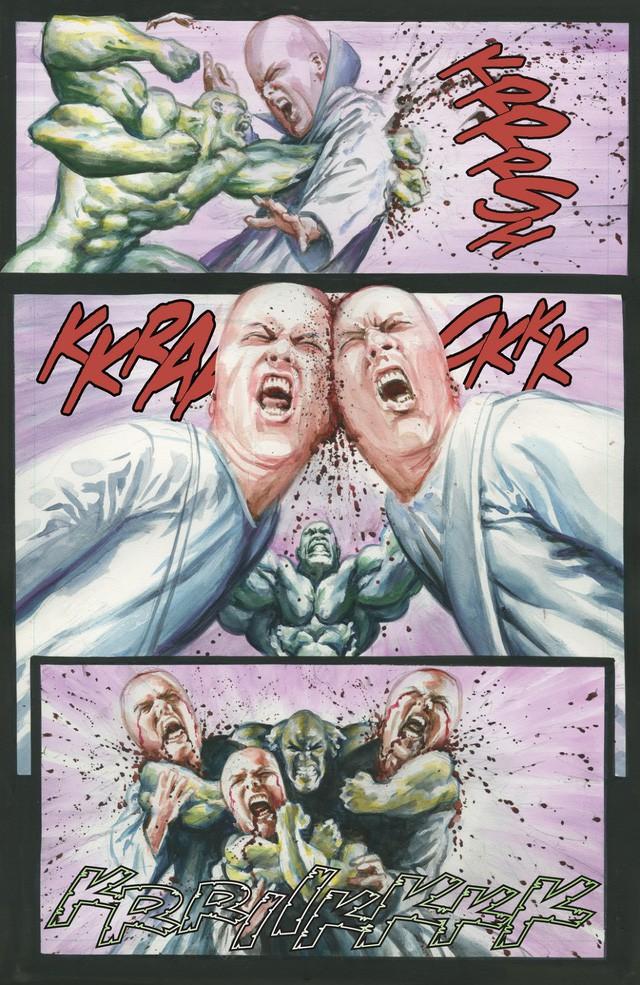 Avengers: Endgame - 6 hình thái siêu mạnh của Hulk có thể đánh ngang kèo với Thanos - Ảnh 14.