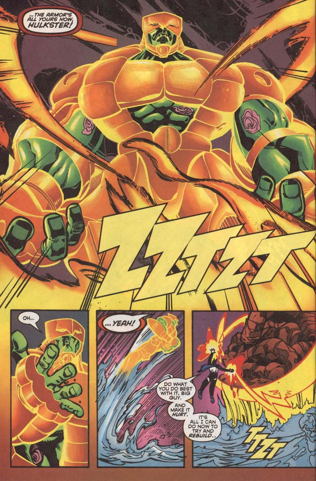 Avengers: Endgame - 6 hình thái siêu mạnh của Hulk có thể đánh ngang kèo với Thanos - Ảnh 3.
