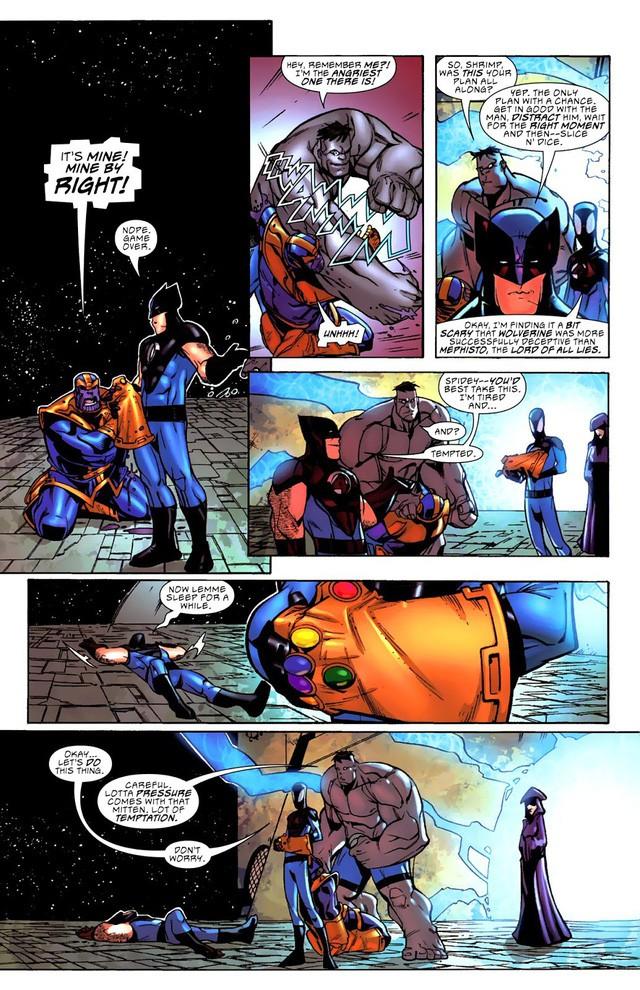 Avengers: Endgame - 6 hình thái siêu mạnh của Hulk có thể đánh ngang kèo với Thanos - Ảnh 4.