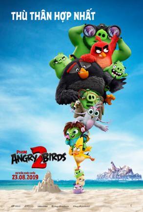 Chim và Heo thù thân hợp nhất - Tổng lực quảng bá cho Angry Bird 2 tại Liên hoan Phime Cannes 2019 - Ảnh 7.