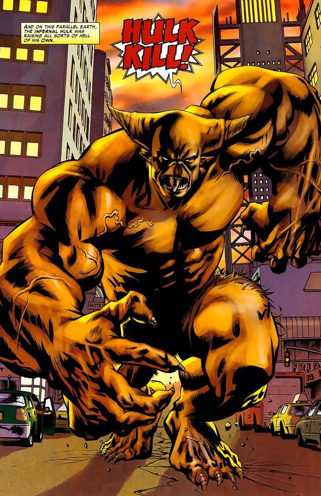 Avengers: Endgame - 6 hình thái siêu mạnh của Hulk có thể đánh ngang kèo với Thanos - Ảnh 7.