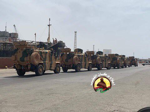 Thổ Nhĩ Kỳ và Qatar ùn ùn bơm hàng cho GNA: Chiến dịch phản công Tripoli khởi động - Ảnh 8.