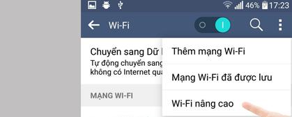 Cách xử lý lỗi điện thoại bị tắt wifi, 3G khi khóa màn hình - Ảnh 4.