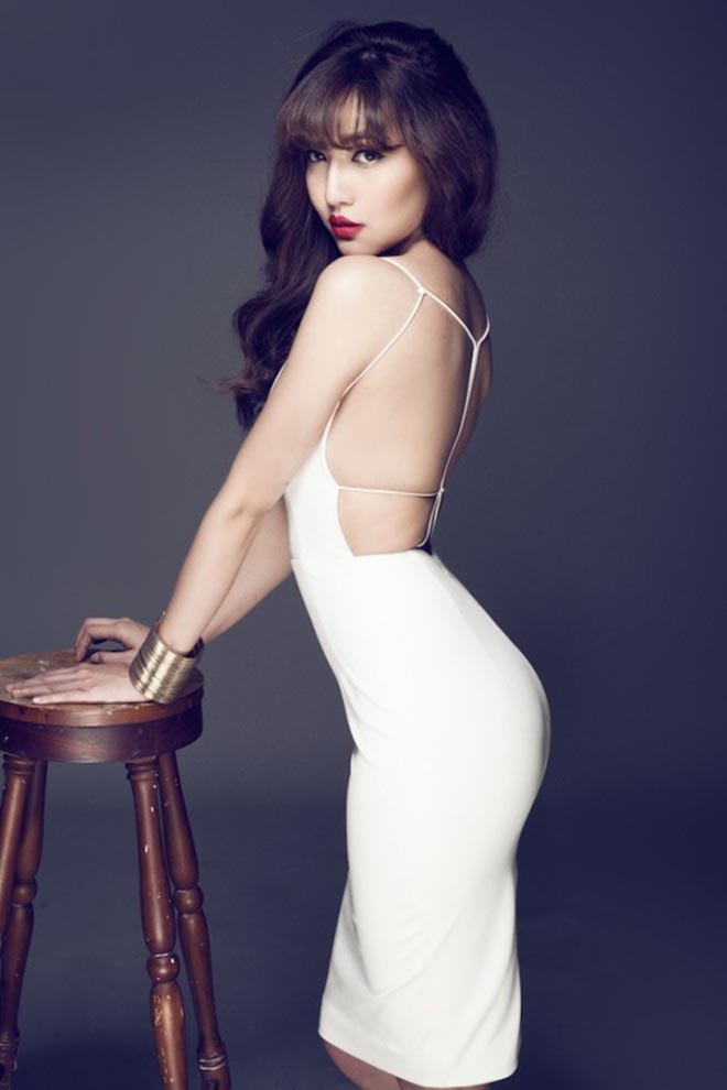 Bích Phương bất ngờ khoe loạt ảnh bikini táo bạo - Ảnh 8.